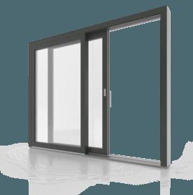 Sliding window systems
